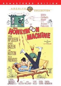 The Honeymoon Machine (Widescreen)