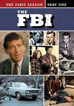 The FBI - 1st Season, Part 1 (4-Disc)