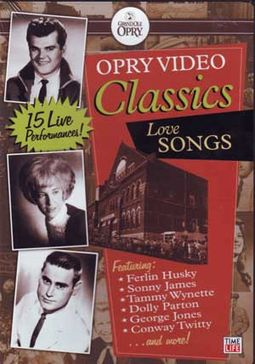 Opry Video Classics - Love Songs (15 Live