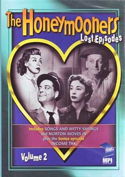 Honeymooners - Lost Episodes, Volume 2
