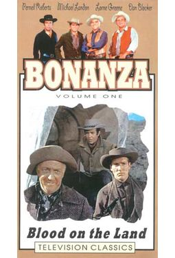 Bonanza - Blood on the Land