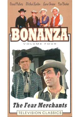 Bonanza - The Fear Merchants