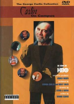 The George Carlin Collection: Carlin On Campus