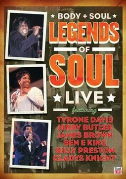 Body & Soul: The Legends, Volume 1