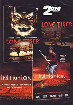 Lone Tiger / Initiation (2-DVD)