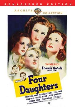 Four Daughters (Full Screen) [Remastered]