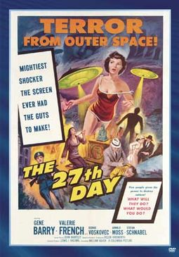 The 27th Day (Widescreen)