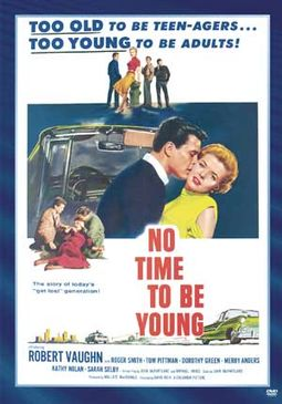 No Time To Be Young (Widescreen)