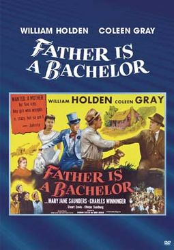 Father is a Bachelor (Widescreen)