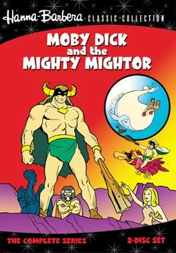Moby Dick and the Mighty Mightor - Complete