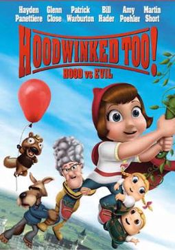 Hoodwinked Too! Hood vs. Evil (Blu-ray)