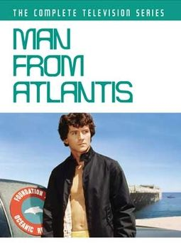 Man from Atlantis - Complete Television Series