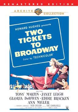 Two Tickets To Broadway (Full Screen)