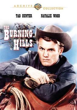 The Burning Hills (Widescreen)