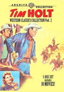 Tim Holt Western Classics Collection, Volume 2