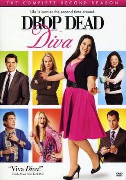 Drop Dead Diva - Complete 2nd Season (3-DVD)