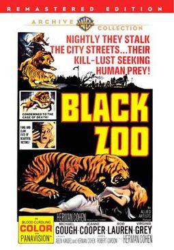 Black Zoo (Widescreen)