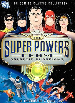The Super Powers Team: Galactic Guardians (2-DVD)