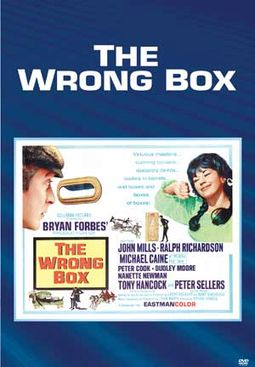 The Wrong Box (Widescreen)
