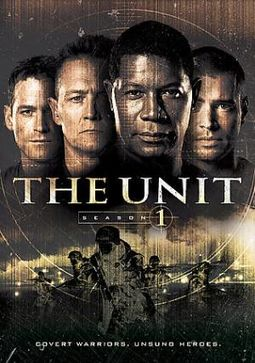 The Unit - Season 1 (4-DVD)