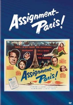 Assignment - Paris! (Full Screen)