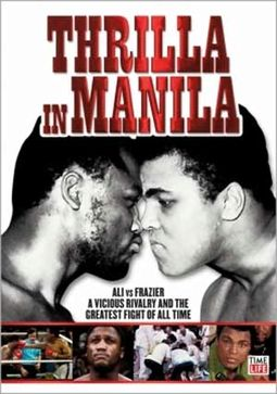 Boxing - Ali's Greatest Fights: Thrilla in