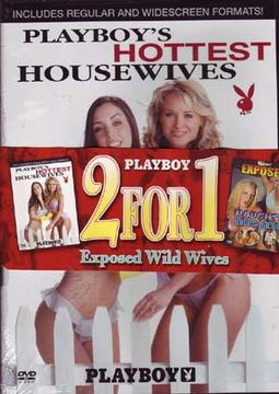 Hottest Housewives / Naughty Wives Party (2-DVD)