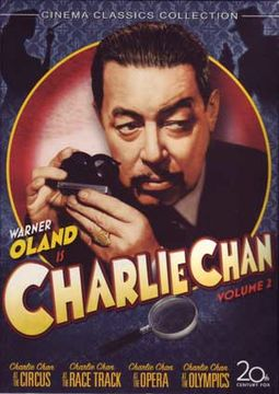 Charlie Chan Collection, Volume 2 (Charlie Chan