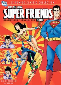 All-New Superfriends Hour - Season 1 - Volume 1