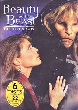Beauty and the Beast - Complete 1st Season (6-DVD)