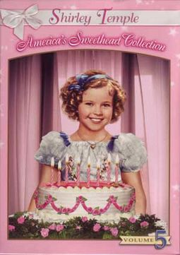 The Shirley Temple Collection - Volume 5 (3-DVD)