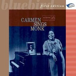 Carmen Sings Monk [Bonus Tracks]