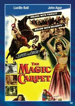 The Magic Carpet (Full Screen)