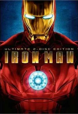 Marvel Cinematic Universe - Iron Man (2-DVD,