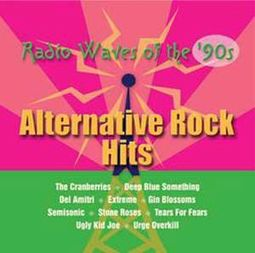 Radio Waves of The '90s - Alternative Rock Hits