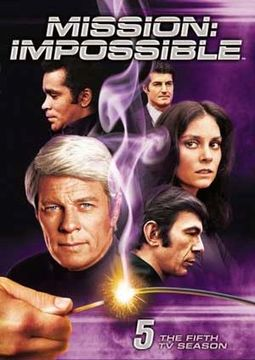 Mission: Impossible - Complete 5th Season (6-DVD)