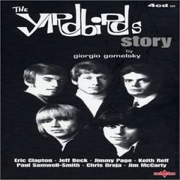 Yardbirds Story: 1963-66 (4-CD Box Set)