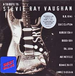 A Tribute To Stevie Ray Vaughan (Live)