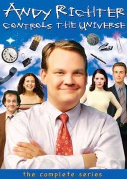 Andy Richter Controls the Universe - Complete