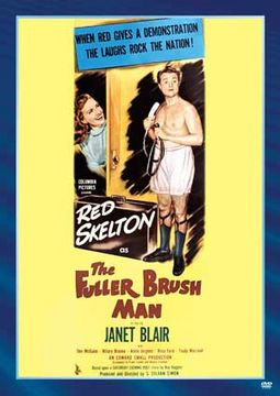 The Fuller Brush Man (Full Screen)