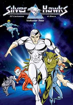 Silverhawks - Season 1 - Volume 2 (4-Disc)