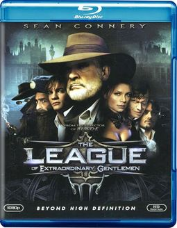 The League of Extraordinary Gentlemen (Blu-ray)