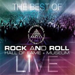 the best of rock and roll hall of fame museum live 3 cd 2011 time life records. Black Bedroom Furniture Sets. Home Design Ideas