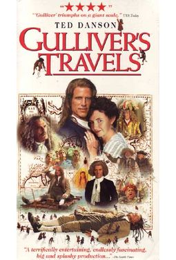 Gulliver's Travels (2-Tape Set)
