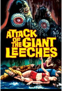 Attack of The Giant Leeches - Large Poster (17
