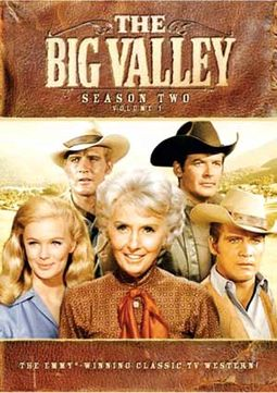 Big Valley - Season 2 - Volume 1 (3-DVD)