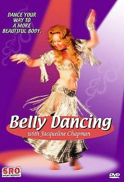 Belly Dancing with Jacqueline Chapman