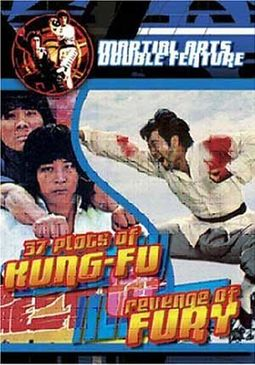 37 Plots of Kung-Fu / Revenge of Fury