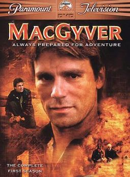 MacGyver - Complete 1st Season (6-DVD)