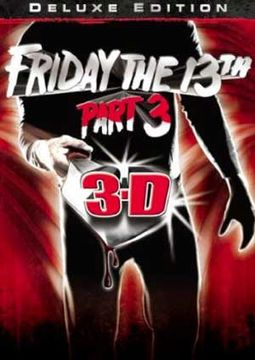 Friday the 13th Part 3 3-D (Deluxe Edition)